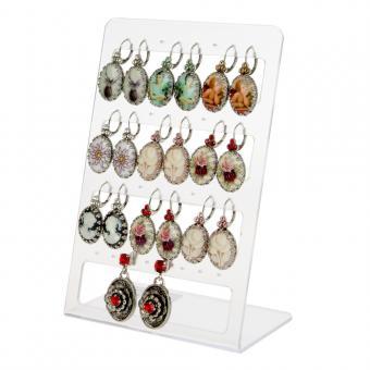 Ohrringe Hänger antik - Display